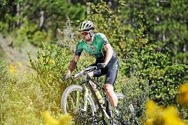 Morcillo finaliza en la segunda posición en La Rioja Bike Race