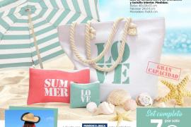 Consigue con Periódico de Ibiza y Formentera un conjunto playero compuesto por bolsa de playa, neceser y monedero