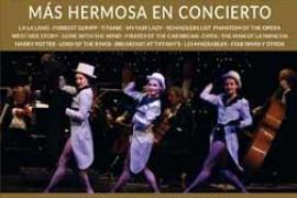 El Auditórium vive una nueva gala 'La música del cine más hermosa' del Festival MúsicaMallorca