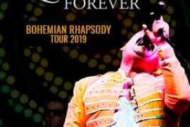 La banda Queen Forever hace parada en el Auditórium con la gira 'Bohemian Rhapsody'