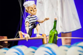 Festival Internacional de Teatre de Teresetes: 'Jai, el mariner'