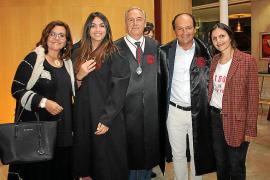 Jura de nuevos colegiados en el Colegio de Abogados