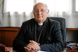 Vicente Juan Segura: «Tengo la suerte de ser el segundo obispo que más tiempo ha estado en Ibiza»