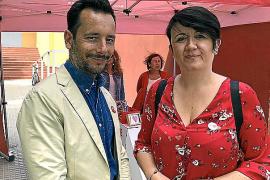 Rafa Ruiz promete construir un nuevo pabellón polideportivo