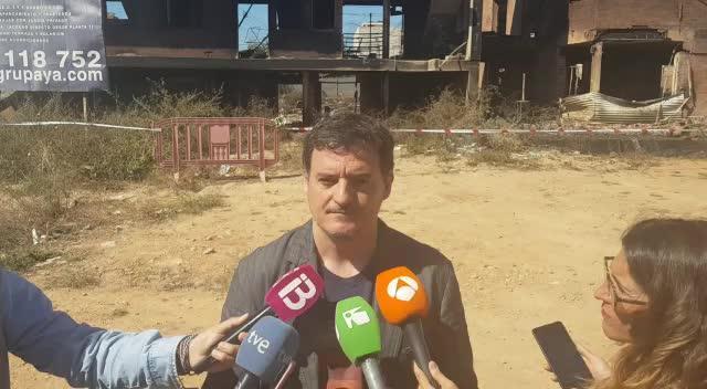 «No se descarta que haya más víctimas en los sótanos del edificio»