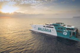 Fast ferry de Menorca de Baleària