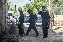 Especialistas en incendios investigan un fuego que «por su voracidad apunta a intencionado»