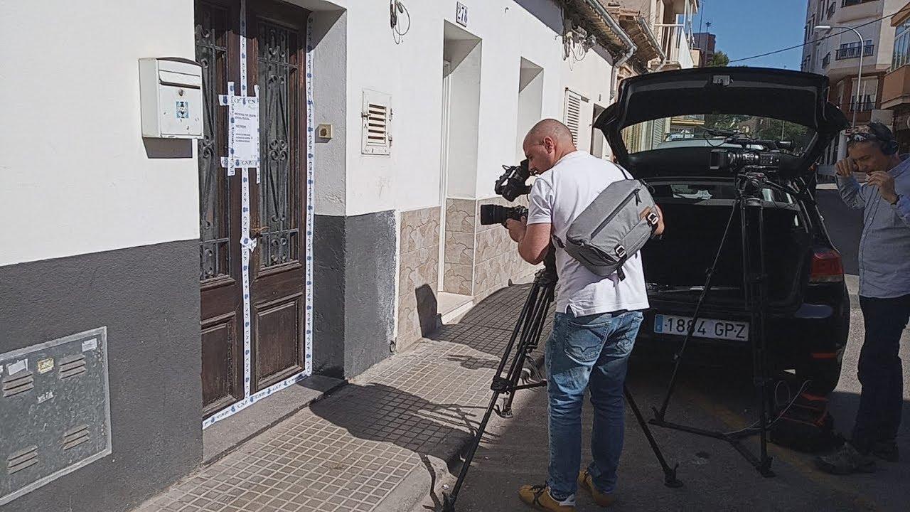 Encuentran en el Arenal el cadáver de una mujer envuelto en bolsas de plástico atadas con cinta americana