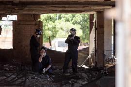 La fallecida en el incendio de un edificio 'okupado' de Ibiza había sido víctima de violencia de género