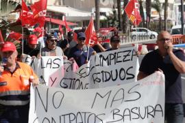 Los trabajadores del vertedero de Ibiza harán huelga a partir del 24 de junio