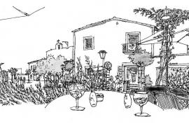 Una carta de amor a Formentera a través de dibujos
