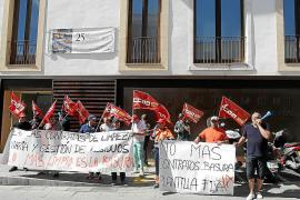 Trabajadores del vertedero de Ibiza harán huelga desde el 24 de junio