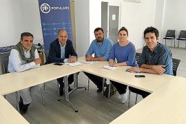 Vicent Marí se compromete a crear la Agencia Ibicenca del Agua