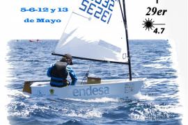 Club Náutico Santa Eulalia celebra el Trofeo Endesa de vela ligera
