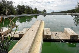 Una nueva balsa optimiza los recursos hídricos en Rafal Trobat