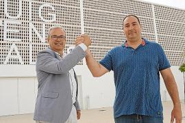 Vicent Torres dice que creará un departamento específico para tramitar las ayudas deportivas