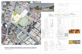 Joan Torres (PxE) presenta un proyecto para construir un nuevo centro social en Ses Païsses