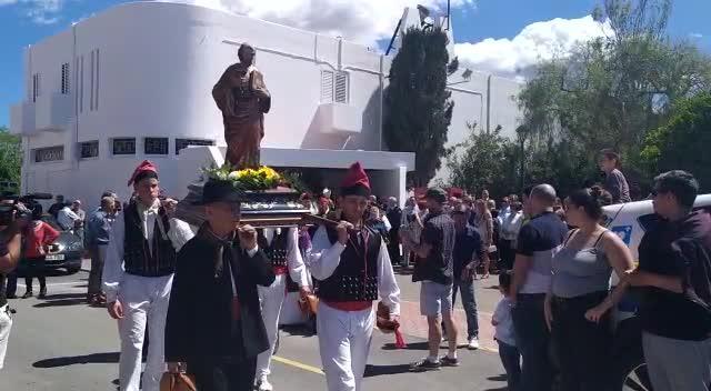El pueblo de Puig d'en Valls celebra su día grande