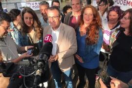 Unidas Podemos promete en Ibiza adquirir 6.000 viviendas de protección oficial en todo el archipiélago