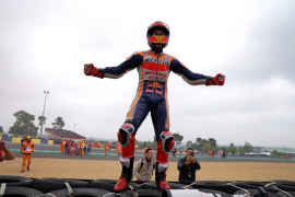Motorcycling Grand Prix in Le Mans