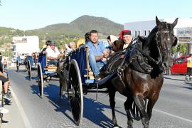 Sant Josep celebra Sant Isidre durante todo el fin de semana