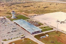 El aeropuerto de Menorca celebra su 50 aniversario