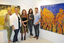 Gabriela Lavezzari expone en Pollença