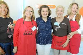 Rastrillo benéfico del Club Elsa en el Palma Arena