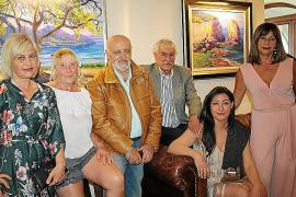 Exposición en el hotel Bendinat