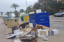 El PSOE critica el mal estado de las infraestructuras y zonas públicas de Sant Joan