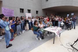 Tres escuelas infantiles de Ibiza cerradas por huelga