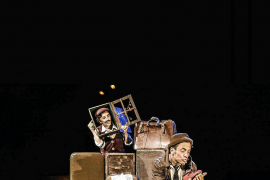 'Refugi' o cuando el lenguaje del teatro y la solidaridad no entiende de fronteras