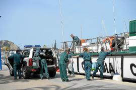 Interceptan el barco de un ibicenco con 600 kilos de cocaína
