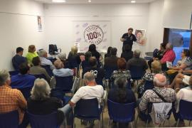 """Vicent 'Jordi' advierte de que las nuevas marcas como Podemos, C's y Vox """"no nos arreglarán el barrio"""""""