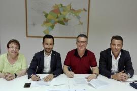 Vila y la Pimeef lanzan una tarjeta de fidelización para el pequeño comercio