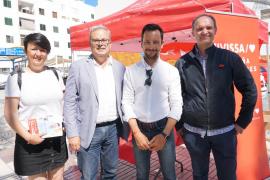 El PSOE de Ibiza asegura cuatro promociones de VPO durante la legislatura