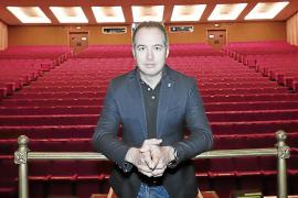 El director del Auditòrium, Marcos Ferragut