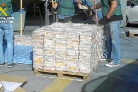 Detenido un navegante de Ibiza que trasladaba 600 kilos de cocaína a las islas
