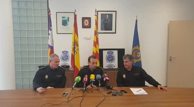 La policía destaca el trabajo de «alquimia para resolver un ataque contra el sistema que traspasó todos los límites»