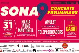 Sona9 2019 en el Teatre Xesc Forteza