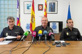La Policía consideró el incendio de los juzgados como un ataque «contra el sistema»