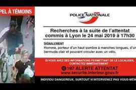 La Policía pide colaboración ciudadana para dar con el sospechoso del ataque en Lyon