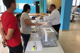 'Carraca' revalida la mayoría absoluta en Sant Joan