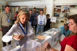 Carmen Ferrer aumenta la mayoría absoluta para el PP en Santa Eulària