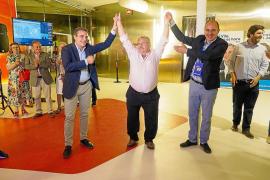 Antoni Marí 'Carraca' revalida su mayoría absoluta y encadena su sexto mandato