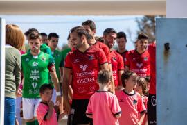 El partido entre el Formentera y el Cacereño, en imágenes (Fotos: Toni Planells).