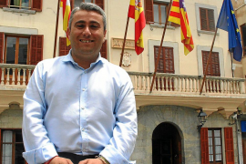 El alcalde de Inca, Virgilio Moreno