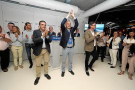Los 'vileros' castigan a Rafa Ruiz con mil votos menos que la lista del PSOE al Parlament balear