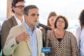 Marí Bosó suena para presidir el PP balear en sustitución de Company