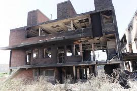 Una veintena de personas aún pernoctan en el dispositivo municipal instalado tras el incendio de es Viver